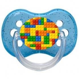 Sucette de bébé lego