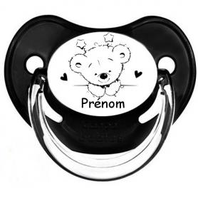 Tétine de bébé koala personnalisée