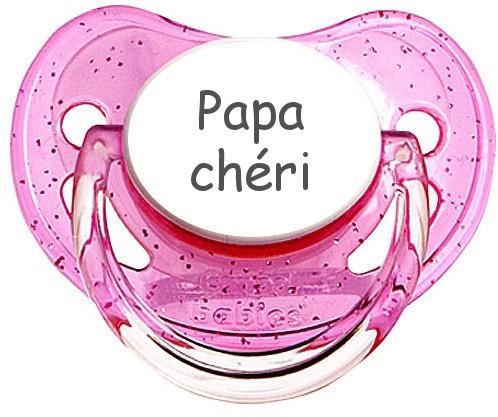 sucette Papa chéri