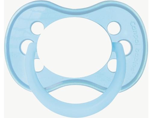 tetine bleu pastel symetrique